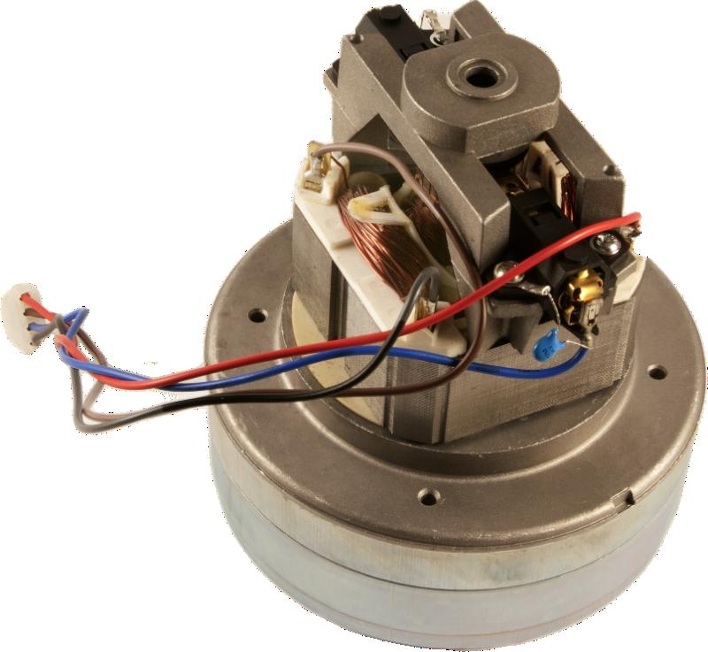 Ersatzmotor geeignet für Vorwerk Tiger 250, 251 - 1000 Watt, mit Kabelbaum, 2 Jahre Garantie