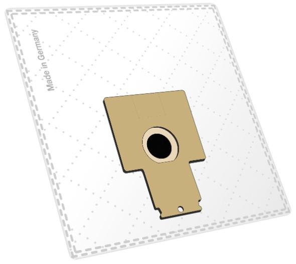 10 Staubsaugerbeutel Vlies geeignet für Bosch Ergomaxx, Siemens VS08 - ersetzt Swirl S71