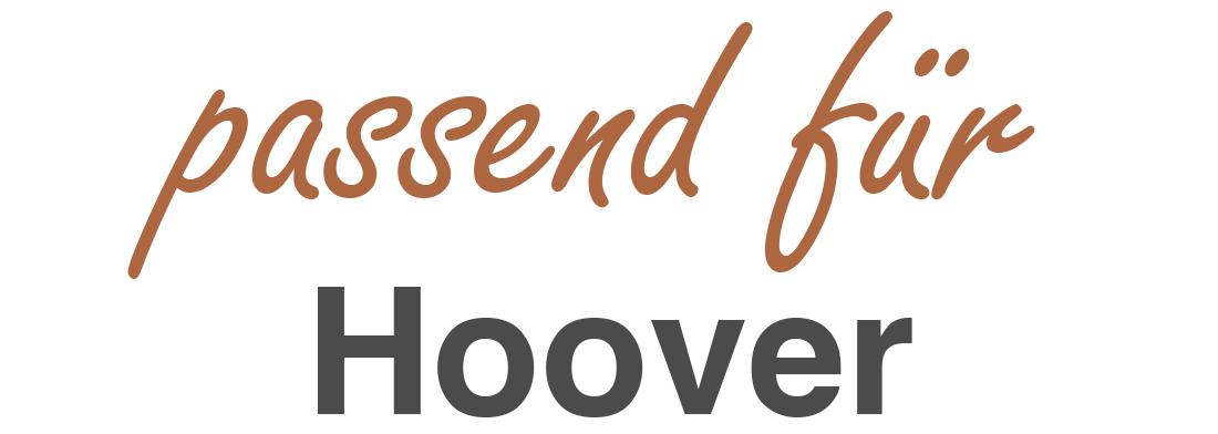 passend für Hoover