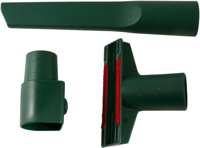 Düsen - Set geeignet für Vorwerk Kobold VK 118, 119, 120, 121, 122, Tiger VT 250, 251