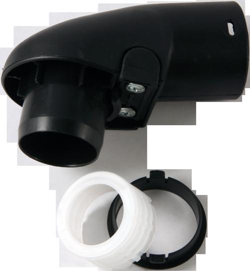 Geräteanschluß m. Ring u. Hülse, geeignet für Miele S 227 - S 240 und S 269 - S 282