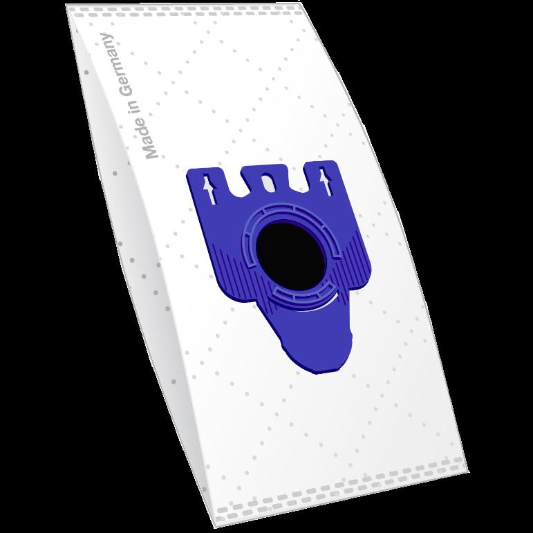 10 Staubsaugerbeutel Micro-Vlies geeignet für Miele S5, Typ G H N, ersetzt Swirl M40