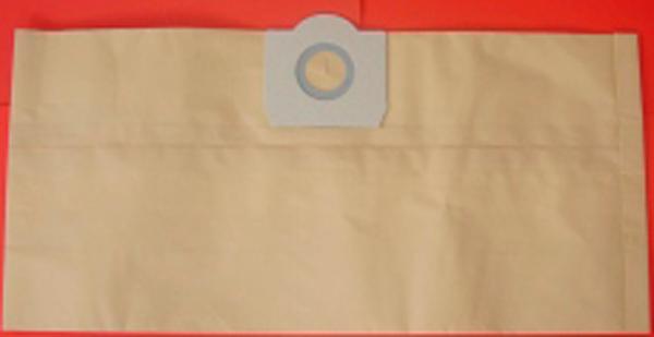 10 Staubsaugerbeutel K 301 für Kärcher NT 301, 6.906-106.0, Nilco, Rowenta, Soteco uva