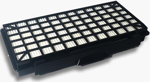 HEPA Aktivfilter geeignet für Siemens VZ154, VSQ8SEN72C, Q8.0, VS Z6 Serie