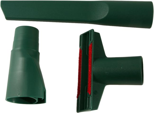 Düsen-Set geeignet für Vorwerk Kobold VK130-131, 135-136, 140-200, Tiger VT252, 260-265, 270-300