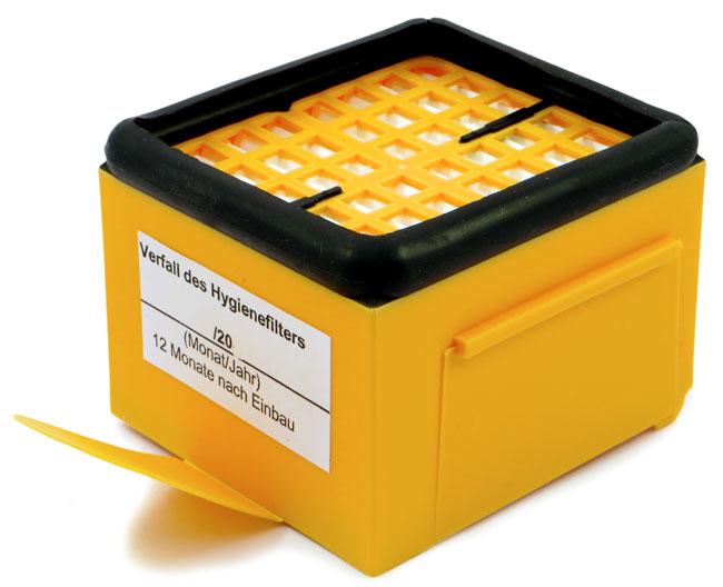 HEPA Aktivfiltersystem geeignet für Vorwerk Kobold 135, 136
