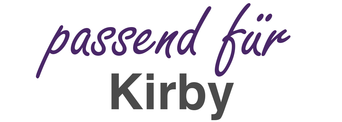 passend für Kirby