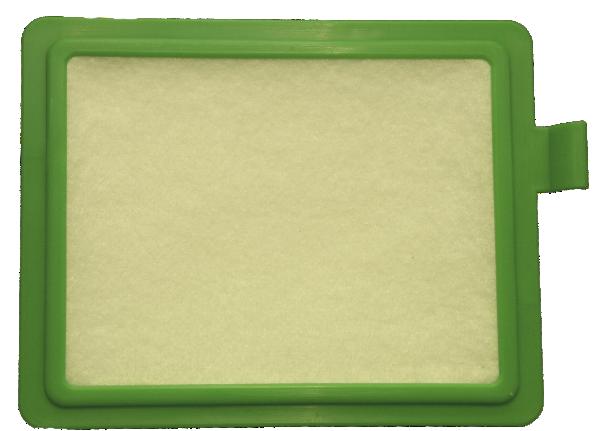Microfilter geeignet für Electrolux Clario, Excellio, Oxygen u.v.a