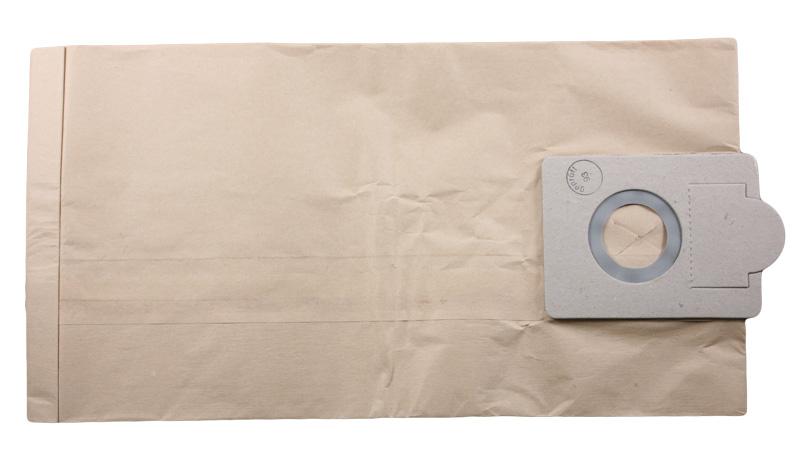 10 Staubsaugerbeutel GH 3701 für Ghibli AS 10, Hako Clean 7231, Weber 15-1 STBL uva