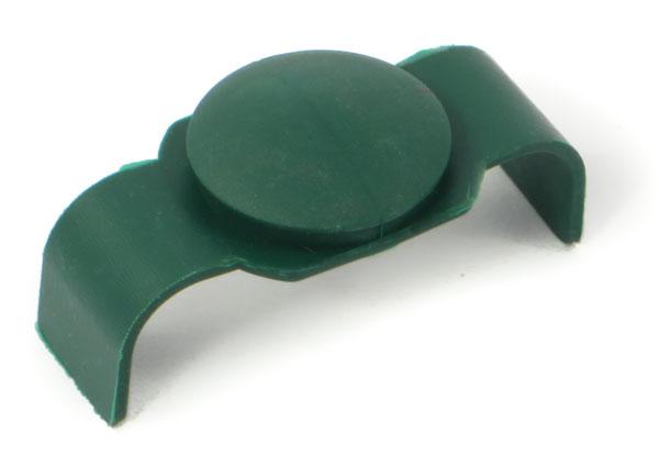 Gummilasche / Gummiknopf geeignet für Vorwerk Kobold VK 120, 121, 122