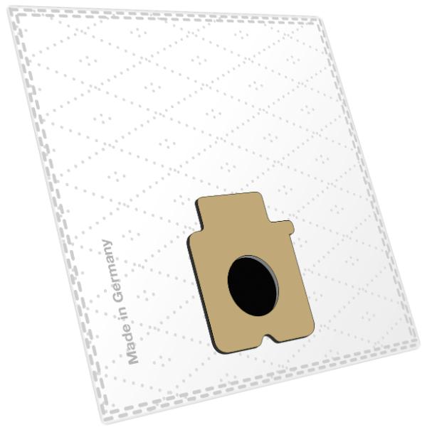 10 Staubsaugerbeutel Vlies geeignet für Panasonic MC-E, C2, Swirl PC87