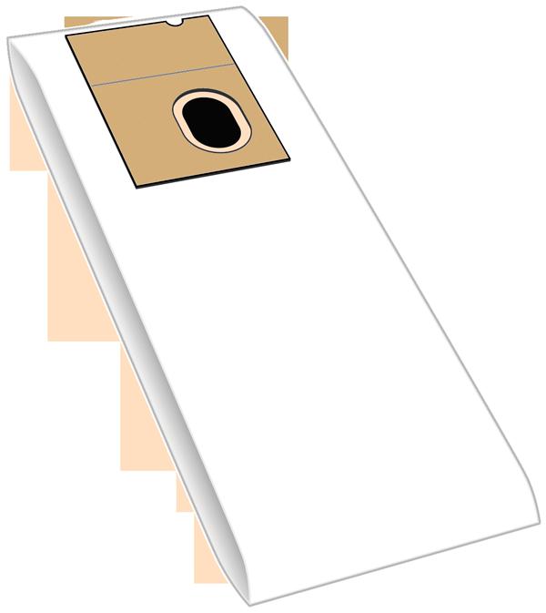 10 Staubsaugerbeutel P 2025 Micro-Vlies