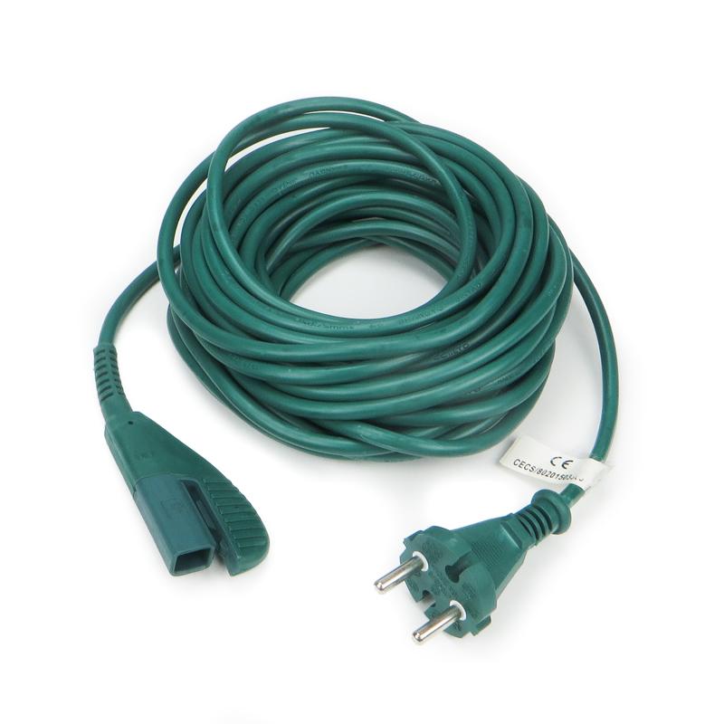 10m Kabel geeignet für Vorwerk Kobold VK 135, VK 136