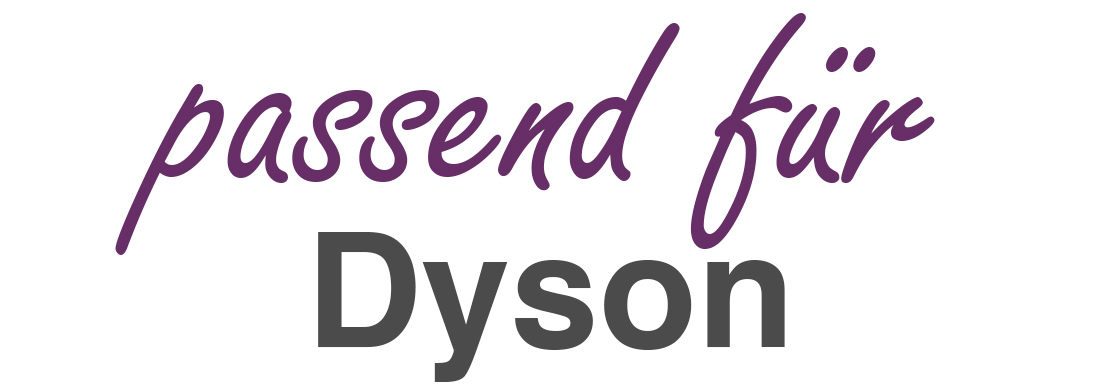 passend für Dyson