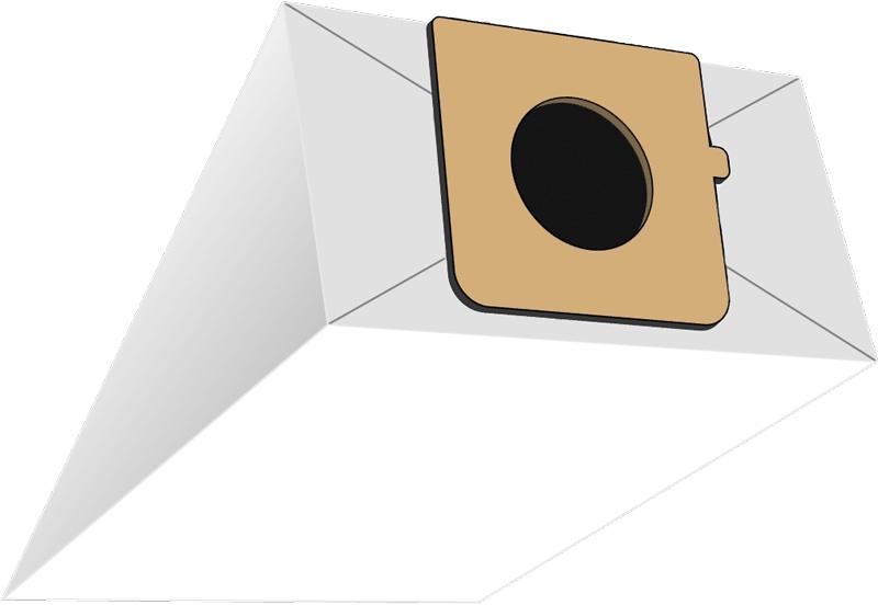 Staubsaugerbeutel X 130 geeignet für Bomann, Clatronic, LG Electronics - Alternative zu Swirl Y 30